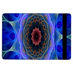 Cosmic Flower Kaleidoscope Art Ipad Air Flip