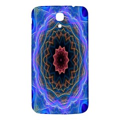 Cosmic Flower Kaleidoscope Art Samsung Galaxy Mega I9200 Hardshell Back Case