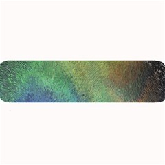 Frosted Glass Background Psychedelic Large Bar Mats