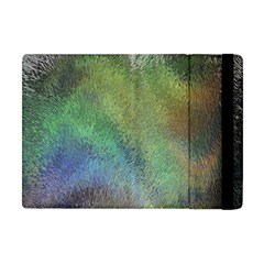 Frosted Glass Background Psychedelic Apple Ipad Mini Flip Case