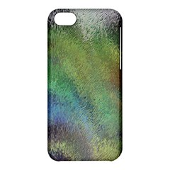 Frosted Glass Background Psychedelic Apple Iphone 5c Hardshell Case