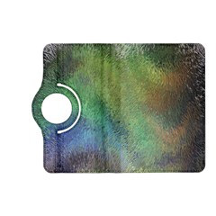Frosted Glass Background Psychedelic Kindle Fire Hd (2013) Flip 360 Case