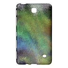 Frosted Glass Background Psychedelic Samsung Galaxy Tab 4 (8 ) Hardshell Case