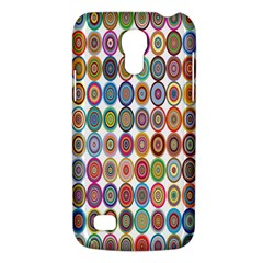 Decorative Ornamental Concentric Galaxy S4 Mini