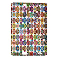 Decorative Ornamental Concentric Amazon Kindle Fire Hd (2013) Hardshell Case