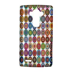 Decorative Ornamental Concentric Lg G4 Hardshell Case