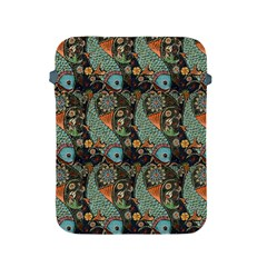 Pattern Background Fish Wallpaper Apple Ipad 2/3/4 Protective Soft Cases