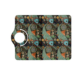 Pattern Background Fish Wallpaper Kindle Fire Hd (2013) Flip 360 Case