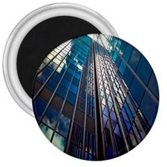 Architecture Skyscraper 3  Magnets