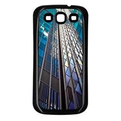 Architecture Skyscraper Samsung Galaxy S3 Back Case (black)