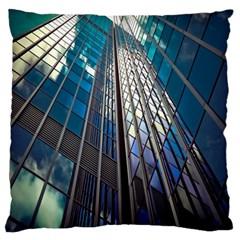 Architecture Skyscraper Standard Flano Cushion Case (two Sides)