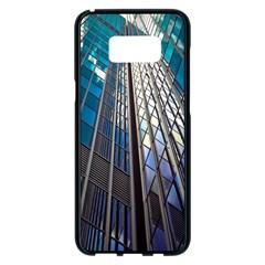 Architecture Skyscraper Samsung Galaxy S8 Plus Black Seamless Case