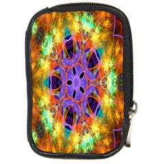 Kaleidoscope Pattern Ornament Compact Camera Cases