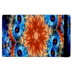 Alchemy Kaleidoscope Pattern Apple Ipad 2 Flip Case
