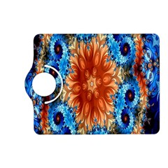 Alchemy Kaleidoscope Pattern Kindle Fire Hd (2013) Flip 360 Case