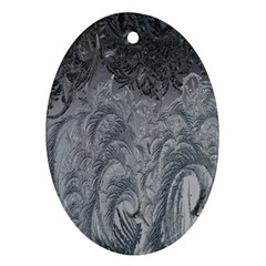 Abstract Art Decoration Design Ornament (oval)