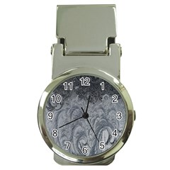 Abstract Art Decoration Design Money Clip Watches