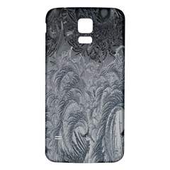 Abstract Art Decoration Design Samsung Galaxy S5 Back Case (white)