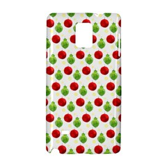 Watercolor Ornaments Samsung Galaxy Note 4 Hardshell Case