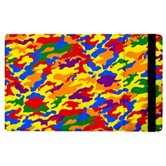 Homouflage Gay Stealth Camouflage Apple Ipad Pro 9 7   Flip Case