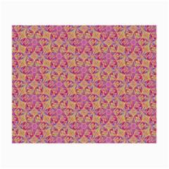 Kaledoscope Pattern  Small Glasses Cloth (2 Side)