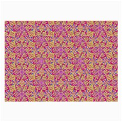 Kaledoscope Pattern  Large Glasses Cloth (2 Side)
