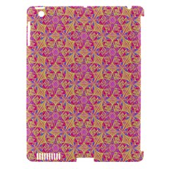 Kaledoscope Pattern  Apple Ipad 3/4 Hardshell Case (compatible With Smart Cover)