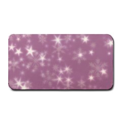 Blurry Stars Lilac Medium Bar Mats