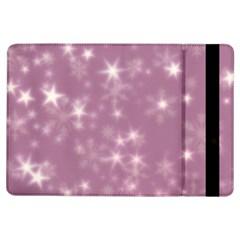 Blurry Stars Lilac Ipad Air Flip