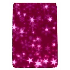 Blurry Stars Pink Flap Covers (s)