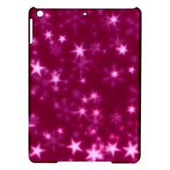 Blurry Stars Pink Ipad Air Hardshell Cases