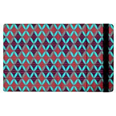 Rhomboids Pattern 2 Apple Ipad 3/4 Flip Case