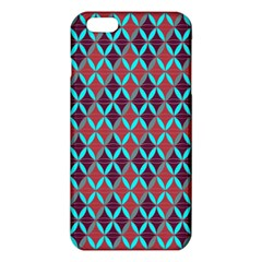 Rhomboids Pattern 2 Iphone 6 Plus/6s Plus Tpu Case