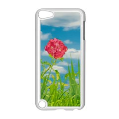 Beauty Nature Scene Photo Apple Ipod Touch 5 Case (white)