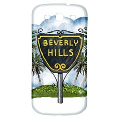 Beverly Hills Samsung Galaxy S3 S Iii Classic Hardshell Back Case