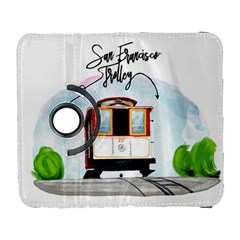 San Francisco Trolley California Bear Galaxy S3 (flip/folio)