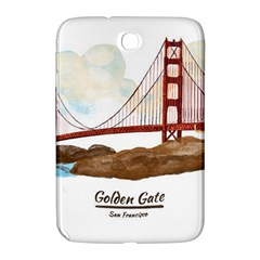 San Francisco Golden Gate Bridge Samsung Galaxy Note 8 0 N5100 Hardshell Case