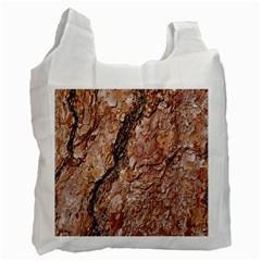 Tree Bark C Recycle Bag (one Side)