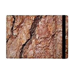 Tree Bark C Apple Ipad Mini Flip Case
