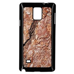 Tree Bark C Samsung Galaxy Note 4 Case (black)