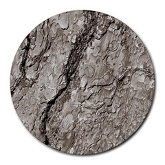 Tree Bark A Round Mousepads