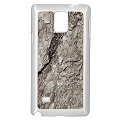 Tree Bark A Samsung Galaxy Note 4 Case (white)