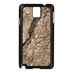 Tree Bark B Samsung Galaxy Note 3 N9005 Case (black)