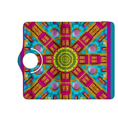 Sunny And Bohemian Sun Shines In Colors Kindle Fire Hdx 8 9  Flip 360 Case