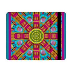 Sunny And Bohemian Sun Shines In Colors Samsung Galaxy Tab Pro 8 4  Flip Case