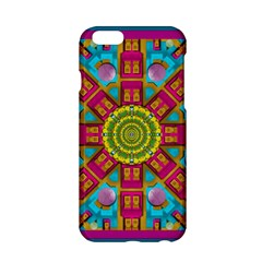 Sunny And Bohemian Sun Shines In Colors Apple Iphone 6/6s Hardshell Case