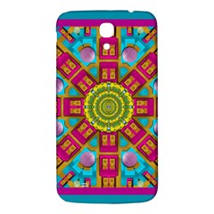 Sunny And Bohemian Sun Shines In Colors Samsung Galaxy Mega I9200 Hardshell Back Case