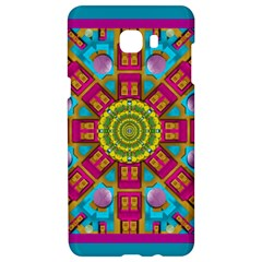 Sunny And Bohemian Sun Shines In Colors Samsung C9 Pro Hardshell Case