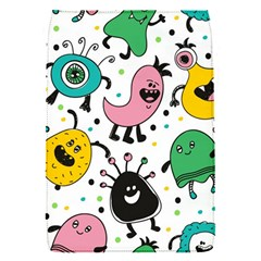 Cute And Fun Monsters Pattern Flap Covers (s)