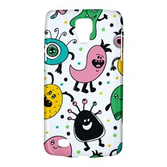 Cute And Fun Monsters Pattern Galaxy S4 Active